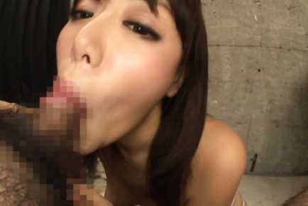 Mao hamasaki. Mao Hamasaki Asian with nasty bazoom bas licks and blowjob boner