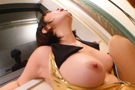 Wakaba onoue. Wakaba Onoue Asian has big boobs nipples