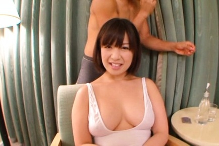 Wakaba onoue. Wakaba Onoue Asian is touched on big anus