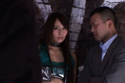 Jessica kizaki. Jessica Kizaki Asian in latex outfit is so