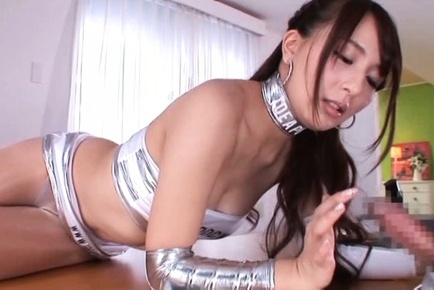 Jessica kizaki. Jessica Kizaki Asian touches man with sexy